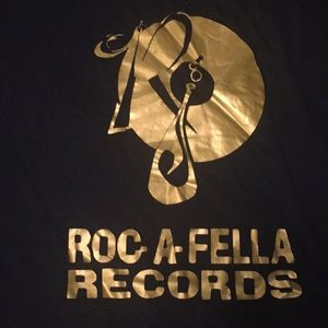 ROCKAFELLA Records T-Shirt SZXL